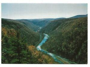 GRAND CANYON OF PA, CHROME, UNPOSTED, LANDSCAPE