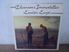 "LP 12"" LUCIEN LUPI - Chansons immortelles - NM/MINT - NEUF - PATHE 028-72192 HOL"