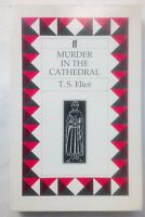 T S ELIOT.MURDER IN THE CATHEDRAL.CANTERBURY FESTIVAL 1935.1968 S/B UNREAD