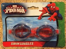 Spider-Man Swim Goggles Free Shipping New