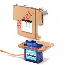 SG90 Servo + HC-SR04 Ultraschall-Entfernungsmodule + KFZ-Halterung L2KS