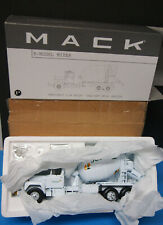 """First Gear Mack R-Model """"Tarmac"""" Cement Mixer 1:34 Scale Diecast #10-2320 new"""