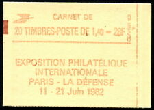France Carnet Moderne N°2102-C8a Confectionneuse N°8 NEUF ** LUXE