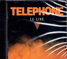 CD - TELEPHONE - Le Live