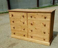 Woodstock  8 drawer  chest.  Fully  assembled Delivery can be arranged..