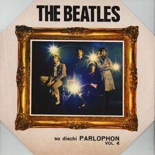 The Beatles - Su Dischi Parlophon Volume 4 VINYL LP AR030