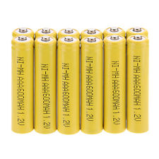 anmaspower 14.4V 3500mAh NI-MH Rechargeable Battery Pack 12pcs 1.2V SC Battery
