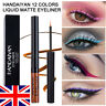 Matte Eyeliner Waterproof Liquid Long Lasting Eye Liner Pen Eye Shadow Hot
