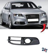 CROMO PARAURTI ANTERIORE DESTRA Grill nebbia luce Genuine Audi A5 2008-2012