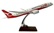 🛩Qantas  💯100th Anniversary Large Plane Model Boeing 787 1:150 41cm Centenary