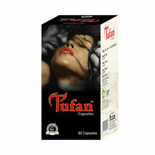 Ayurvedic Tufan Male Sexual Treatment Erectile Dysfunction Impotence 120 Pills