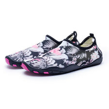 Women's Water Aqua Wet Shoes Quick Drying Beach Walking Sport Slip On Exercise