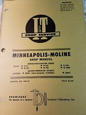 IT MINNEAPOLIS-MOLINE & MASSEY-FERGUSON (I&T Shop Manual) MM-18