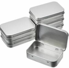 First Aid Tin Sweets Tin Personalised Engraved Storage Tin ANY ENGRAVING