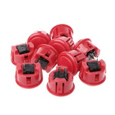 30mm Push Button Arcade Fight Game&Super Street Fighter Games Switch Copy 10PCS