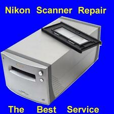 THE BEST REPAIR Fix Mirror Cleaning Service NIKON COOLSCAN 8000 9000 ED Scanners