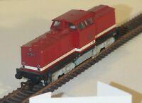 TT Diesellok BR 110 152-5, Deutsche Reichsbahn, m. Ersatzteilliste, OVP, Tillig