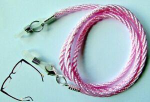 "Pink Eye / sun Spectacles  lanyard 24"" (61cm)   Cord"