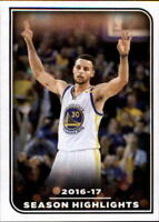 2017-18 Panini Basketball Sticker Card Singles #1-250 (Pick Your Cards)