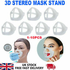 3D Cover Silicone Bracket Face Space Breathing Frame Support Inner Shield S Lot