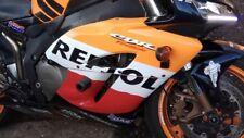 Honda Fireblade CBR 1000RR 2004-2005 Black Aluminium Fairing Bolts Bolt Kit