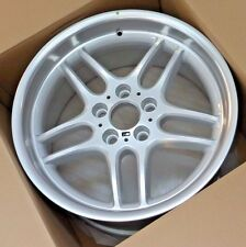 """BMW OEM E39 5 Series Style 37 M Parallel Spoke 18"""" Staggered Forged Wheel Set"""