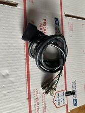 Raymarine E-80/120 Series VGA To BNC Video Cable Plug 55057 RUL-4598-024-H e120