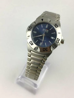 Orologio SECTOR 540 DONNA SAPPHIRE 33MM CRYSTAL QUARTZ 2653540715 NEW OLD STOCK
