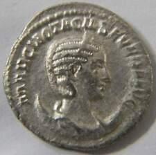 Maricia Otacilia Severa Wife of Philip I 244AD  Rare Silver Ancient Roman Coin