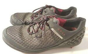 Men's ECCO Hydromax Natural Motion Spikes Golf Shoes Size 44(EU) 10/10.5(USA)