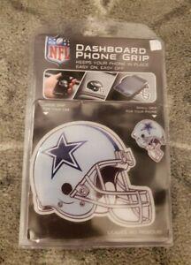 Brand New FANMATS NFL Dallas Cowboys Plastic Dashboard Get A Grip Phone Gripper