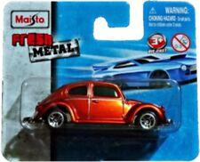 VW Käfer Modell - Maisto - 1300 - Orange Metallic - NEU & OVP
