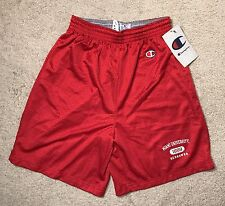 Vintage Champion Miami University Redhawks Small mesh shorts Nwt New basketball