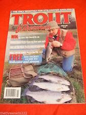 March Trout Fisherman Fishing Sports Magazines