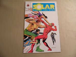 Solar Man of the Atom #11 (Valiant 1992) Free Domestic Shipping