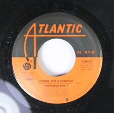Rock 45 The Force Mds - Itchin For A Scratchin / Itchin For A Scratchin On Atlan