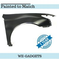 NEW Fits 2001 2002 2003 2004 2005 2006 Acura MDX Right Fender PaintedAC1241112
