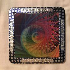 3-D Magna Puzzle Spiral 3-D Magnatile Puzzle