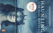 The Haunting of Hill House by Shirley Jackson Paperback Thriller Book Chilling