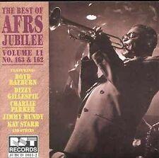 Best Of AFRS Jubilee: Vol. 11 (Shows #163 and #162) w/Raeburn/Gillespie (NEW CD)