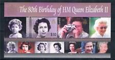 Solomon Is 2006 Queens 80th Birthday MS SG1170 MNH