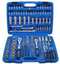 BGS Steckschlüsselsatz Knarrenkasten Werkzeugkoffer 1/4+3/8 + 1/2 171-tlg.