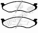 Pastiglie Freno Anteriori Jeep Cherokee 2.5 Grand Cherokee 5.2 4WD