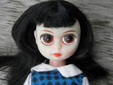 SUSIE Sad Eyes Doll 1960's Hong Kong Original Dress Plastic