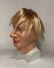 Boris Johnson Mask Halloween Fancy Dress Costume Caricature Tory Politician