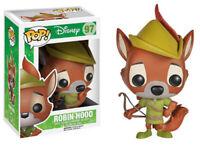 Funko pop robin hood disney figura coleccion figure movies tv film serie