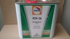 Glasurit 929-56   2K HS Filler Hardener Standard   2.5 litre  BASF  Surfacer