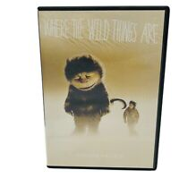 Where the Wild Things Are DVD 2010