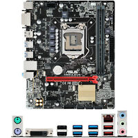 For ASUS B150M-F PLUS Intel Socket LGA 1151 Micro ATX Motherboard DDR4 Mainboard
