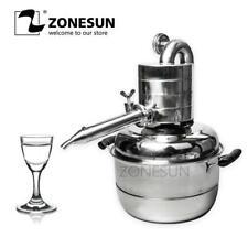 ZONESUN Multi Functional Essential Oil Distiller 2.6 Gallon (10 Litre)
